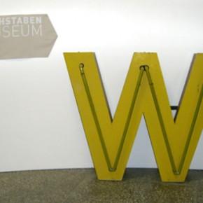 Er zit meer achter een letter dan u denkt! Rondleiding & presentatie in Buchstabenmuseum op 6 april, 17.00 uur