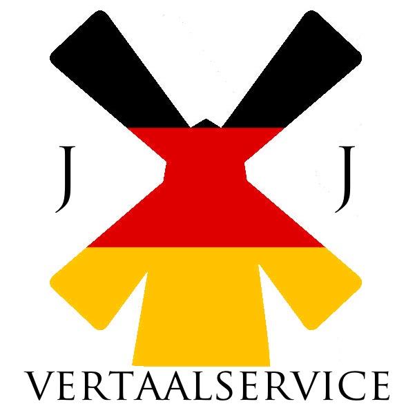 Logo JJ Vertaalservice