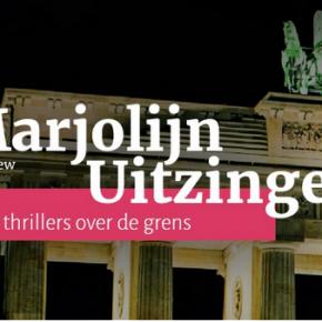 Literaire thrilleravond met Marjolijn Uitzinger en Boris Dittrich op 19 juni om 20.00 uur