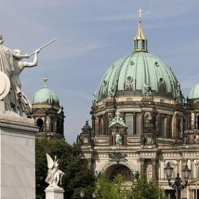 Rondleiding in de Berliner Dom met voorzitter Lammert Wijma op 23 juli om 14.00 uur