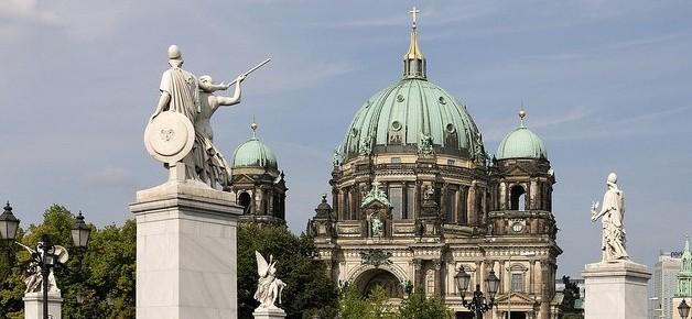 VOLGEBOEKT! Rondleiding in de Berliner Dom met voorzitter Lammert Wijma op 23 juli om 14.00 uur
