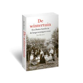 """Boekpresentatie """"De wintertuin"""" van en met Jan Konst op 9 mei, 20.00 uur"""