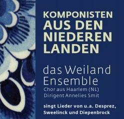 Weiland Ensemble op 11 en 12 mei te gast in Berlijn
