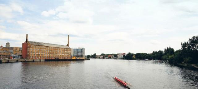 """Fietstour """"Schöneweide im Umbruch"""" met Paul de Bruijn op 3 juni, 14-18 uur"""