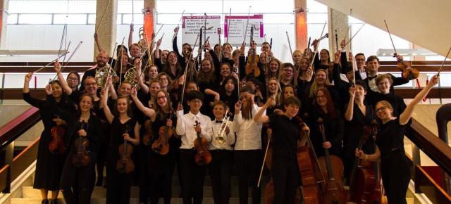 Bezoek een Berlijns concert van het Rotterdams Jeugd Symfonie Orkest op 16 augustus om 19 uur
