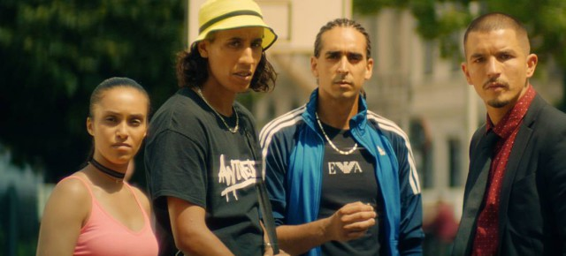 "PRACHTIGE FILMS! zeigt am 18.10. um 19 Uhr ""PATSER"" van Adil El Arbi und Bilall Fallah"