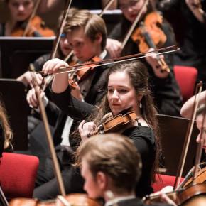 Nederlands Studenten Orkest (NSO) geeft concert in Berlijn, 15.2. om 20 uur