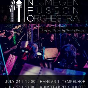 Twee gratis concerten van Nijmeegse studenten in Berlijn, 24 en 26 juli