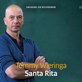 """Tommy Wieringa's """"Santa Rita"""", 3.9. um 19:30 Uhr"""